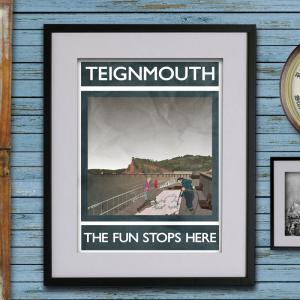 Rubbish Seaside Etsy Teignmouth