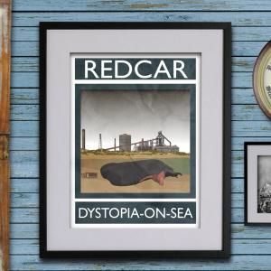 Rubbish Seaside Etsy redcar