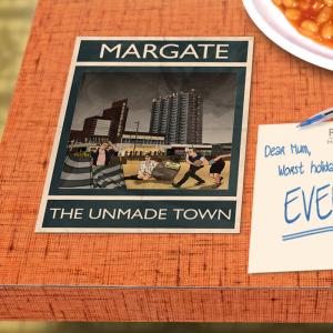 postcard mockup margate