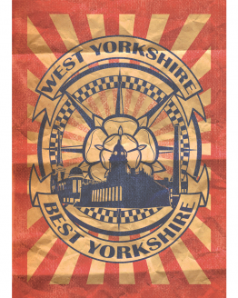 west yorkshire best yorkshire postcard